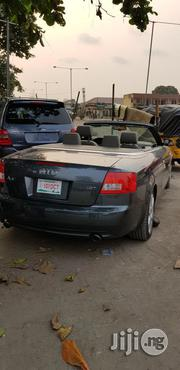 Audi A4 Cabriolet 1.8 T 2006 Gray | Cars for sale in Lagos State, Ikoyi