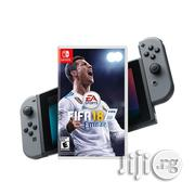 Slightly Used Nintendo Switch + FIFA 18 | Video Game Consoles for sale in Lagos State, Lagos Mainland