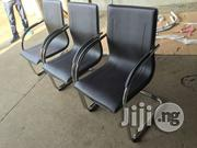 Leather Visitor's Chair | Furniture for sale in Abuja (FCT) State, Wuse