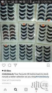 Mink Human Hair Lashes | Makeup for sale in Lagos State, Amuwo-Odofin