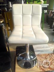 Imported Bar Stool White Colour | Furniture for sale in Lagos State, Ojo