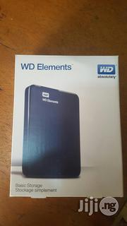WD Element External Hard Drive Sata Case 3.0 USB Speed | Computer Hardware for sale in Lagos State, Ikeja