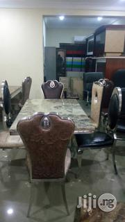 Marble Dining Set | Furniture for sale in Abuja (FCT) State, Wuse