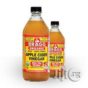 (Measured & Full Bottle) Bragg Apple Cider Vinegar | Vitamins & Supplements for sale in Abuja (FCT) State, Lugbe