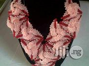 Coral Bead And Ready Made Gele. | Clothing for sale in Lagos State, Ifako-Ijaiye