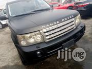 Land Rover Range Rover Sport 2006 Black | Cars for sale in Lagos State, Victoria Island