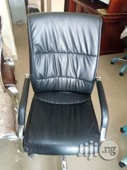 Leather Swivel Office Chair   Furniture for sale in Abuja (FCT) State, Wuse