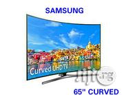 Original Samsung 65inchs Curved TV | TV & DVD Equipment for sale in Lagos State, Lagos Mainland