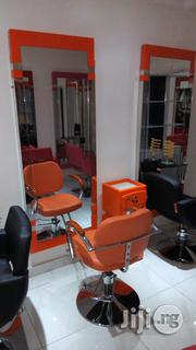 Mirror Ans Chair | Salon Equipment for sale in Lagos State, Lagos Island