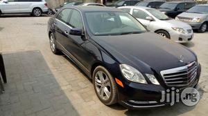 Mercedes-Benz E350 2011 Black
