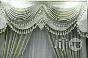 The Double Continous Swag Curtain | Home Accessories for sale in Lagos State, Yaba