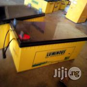 Luminous Battery 200a 12v Just 3months Old | Electrical Equipment for sale in Lagos State, Ikotun/Igando