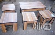 Stools and Centre Table | Furniture for sale in Lagos State, Ikeja