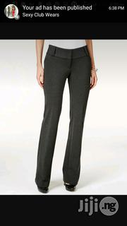Lady Black Pant Trouser Is Available | Clothing for sale in Oyo State, Ibadan