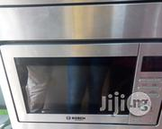 Bosch Built-In Microwave (25ltr) | Kitchen Appliances for sale in Lagos State, Ojo