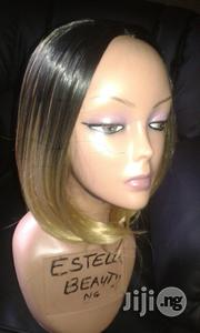 Beautiful Omber Gold Bob Wig   Hair Beauty for sale in Lagos State, Ojo