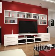 Valentino Special TV Stand and Hanging Book Shelf | Furniture for sale in Lagos State, Lagos Mainland