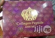 Collagen Powder Collagen Peptide 6000mg 30 Sachets A Box | Vitamins & Supplements for sale in Lagos State