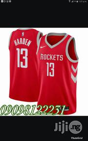 Original James Harden Houston Rockets Basketball Jersey | Clothing for sale in Lagos State, Lagos Mainland