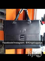 Mont Blanc Mens Bag - Black | Bags for sale in Lagos State, Lagos Island