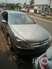 Clean Peugeot 607 2009 Silver | Cars for sale in Lagos State, Amuwo-Odofin