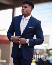 Quality Stripe Men Suit | Clothing for sale in Lagos State, Lagos Island