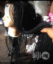 Braided Wig With Human Hair Closure | Hair Beauty for sale in Lagos State, Lagos Island