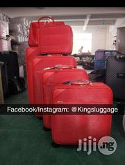 Louis Vuittion Set Luggage - Red | Bags for sale in Lagos State, Lagos Island