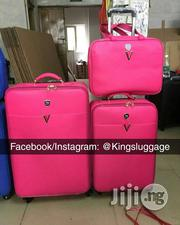 Pink Set Luggage | Bags for sale in Lagos State, Lagos Island