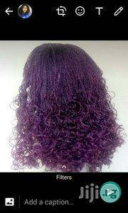Braided Curly Wig With Closure   Hair Beauty for sale in Lagos State, Ikoyi