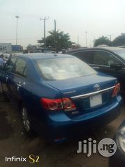 Tokunbo Toyota Corolla 2010 Blue   Cars for sale in Lagos State, Lagos Mainland