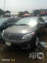 Tokunbo Toyota Corolla 2010 Gray   Cars for sale in Lagos State, Lagos Mainland