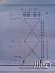 Stanchion Steel And Galvanized Sectional Tank | Manufacturing Services for sale in Osun State, Olorunda-Osun