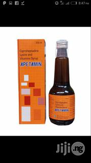 Apetamin Weight Gainer Syrub | Vitamins & Supplements for sale in Lagos State, Ikeja