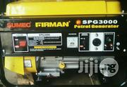 Sumec Firman SPG 3000 Generator   Electrical Equipment for sale in Lagos State, Ojo