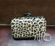 Animal Print Glossy Hardcase Clutch Purse | Bags for sale in Lagos State, Lagos Mainland