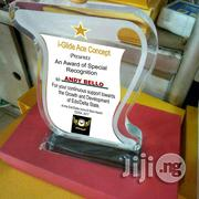 Acrylics Plague Award And Branding | Arts & Crafts for sale in Lagos State, Ikeja