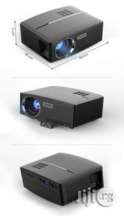GP80UP Android Smart Projector Supports Wifi & Bluetooth | TV & DVD Equipment for sale in Lagos State, Amuwo-Odofin