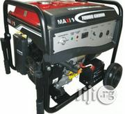 7.5kw/9.3 KVA LG Maxi Maxigen With Wheel - EK75 | Electrical Equipments for sale in Lagos State, Lagos Mainland