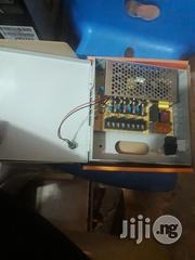 4 Way Cctv Power Supply Box 12v:5amp | Security & Surveillance for sale in Lagos State, Ikeja