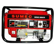 Sumec Firman 2.2KVA Gen SPG 2500 Manual Red | Electrical Equipments for sale in Lagos State, Lagos Mainland