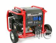 Sumec Firman 6.7KVA Gen Eco 8990ESR With Remote Control | Electrical Equipments for sale in Lagos State, Lagos Mainland