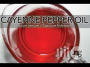 Cayenne Pepper Oil Coldpressed Organic Unrefined Oil | Vitamins & Supplements for sale in Plateau State, Jos South