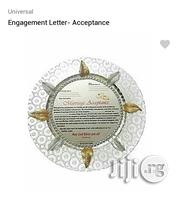 Engagement Letter- Acceptance | Wedding Wear for sale in Lagos State, Ojodu