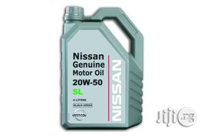 Nissan Genuine Motor Oil 20W50 Sl