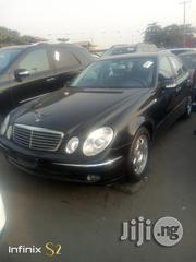 Tokunbo Mercedes-Benz E320 2005 Black   Cars for sale in Lagos State, Lagos Mainland