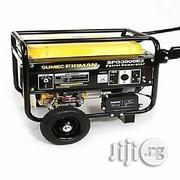 Fireman 2.8KVA Gen-spg 3000E2 With Key Starter | Electrical Equipments for sale in Lagos State, Lagos Mainland