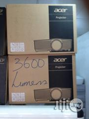 Acer 3600 Lumens X117ah Svga HDMI USB DLP Projector | TV & DVD Equipment for sale in Lagos State, Ikeja