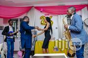 Smooth Saxophone Cocktail/ Surprise Party Services | DJ & Entertainment Services for sale in Lagos State, Ilupeju