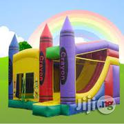 Crayon Bouncing Castle For Rent | Toys for sale in Lagos State, Ikeja